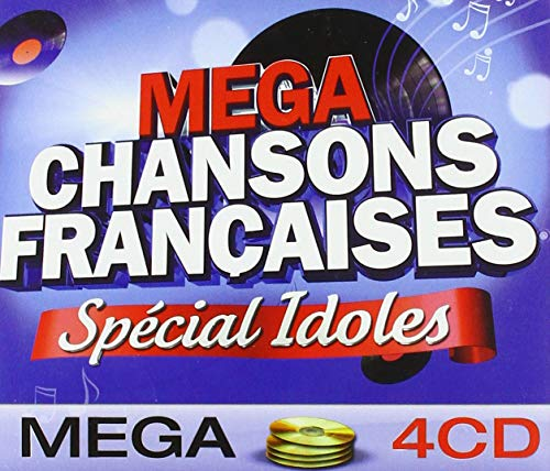 Various [Wagram Music] - Mega Francaises Special Idoles (4 CD) from Wagram