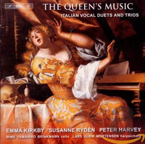 Various: Queens Music (Italian 17Th-Century Vocal Duets And Trios) from BIS