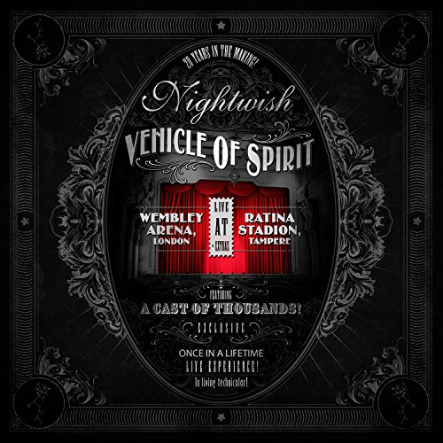 Vehicle Of Spirit (With Blu-Ray) from Nuclear Blast