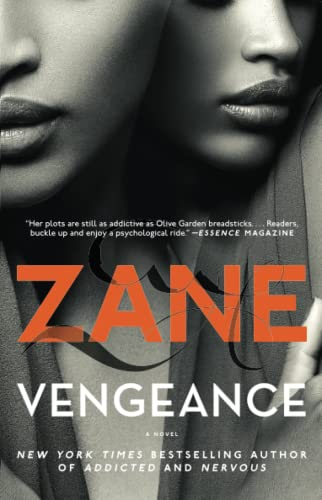 Vengeance from Atria Books