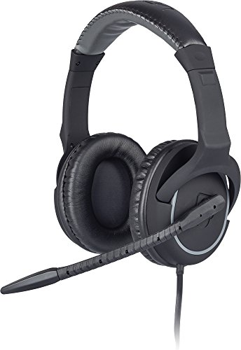 Venom Nighthawk Universal Stereo Gaming Headset (PS4 / Xbox One / Xbox 360 / PSP / PC / Mac) from Venom