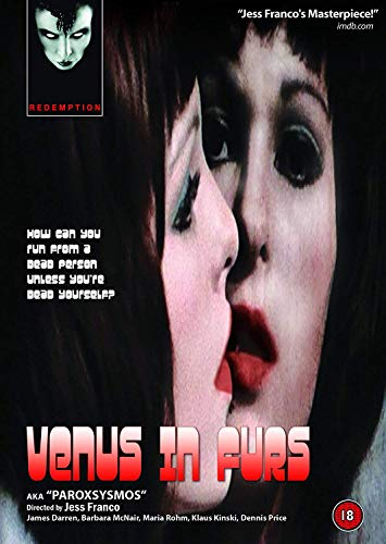 Venus In Furs [1970] [DVD] from Redemption Films