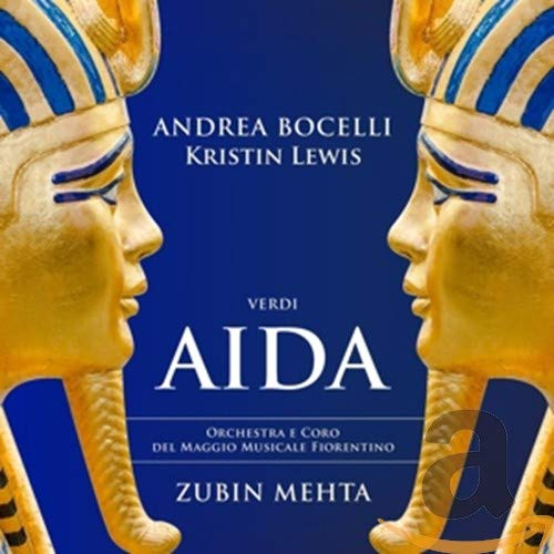 Verdi: Aida from Decca