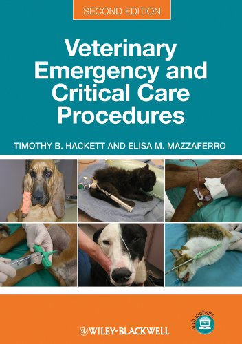 Veterinary Emergency and Critical Care Procedures from Wiley-Blackwell
