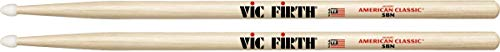 Vic Firth 5B American Hickory Nylon Tip Drumstick from Vic Firth
