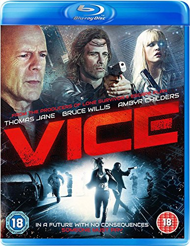 Vice [Blu-ray + UV Copy] [2015] from Lions Gate Home Entertainment