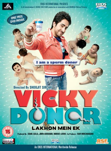 Vicky Donor [DVD] [2012] from Eros International