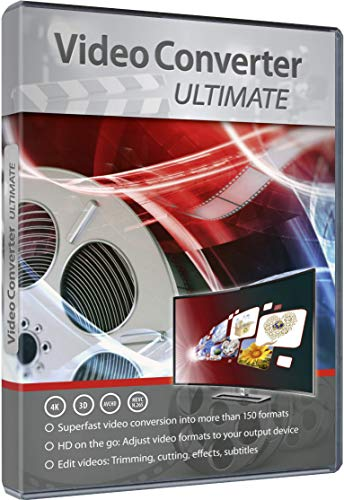 VideoConverter Ultimate - Superfast video conversion into more than 150 formats from Markt+Technik