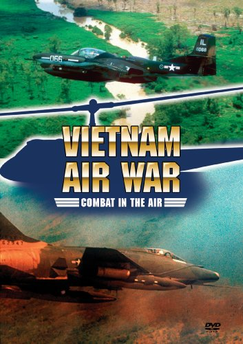 Vietnam Air War - Combat In The Air [DVD] from Simply Media