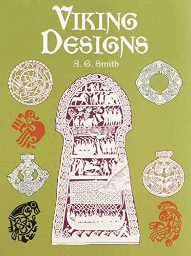 Viking Designs (Dover Pictorial Archive) from Dover Publications Inc.