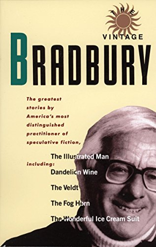 Vintage Bradbury from Vintage Books