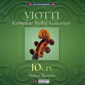 Viotti - Complete Violin Concertos from DYNAMIC