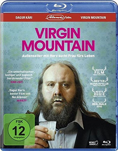 VIRGIN MOUNTAIN-AUSSENSEI - MO [Blu-ray] [2015] from Alive AG