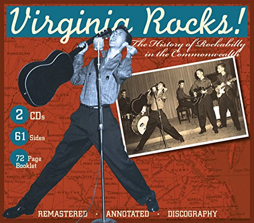 Virginia Rocks! The History Of Rockabilly In The Commonwealth
