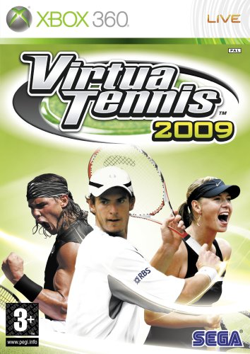 Virtua Tennis 2009 (Xbox 360) from SEGA