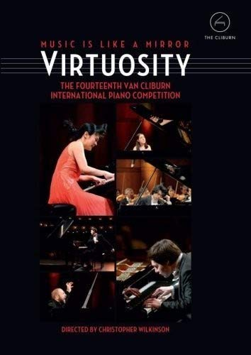Virtuosity - The Fourteenth Van Cliburn International Piano Competition [DVD] [2015] from EuroArts