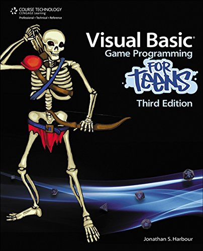 Visual Basic Game Programming for Teens (For Teens (Course Technology)) from Cengage Learning PTR