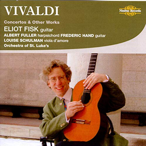 Vivaldi - Concertos and Other Works from NIMBUS