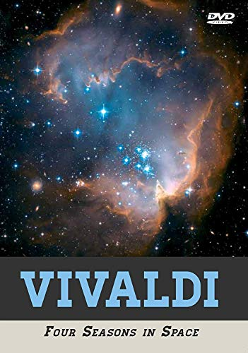Vivaldi: the Four Seasons in Space [DVD] from Wienerworld