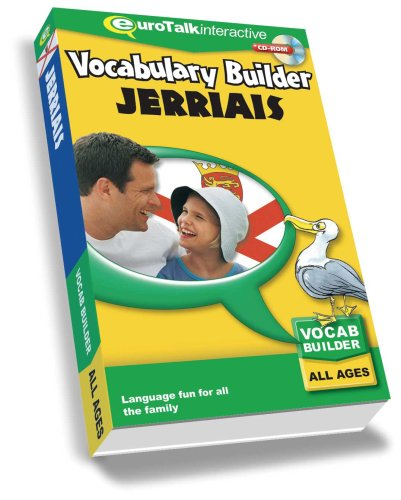 Vocabulary Builder Jerriais: Language fun for all the family – All Ages (PC/Mac) from EuroTalk Limited