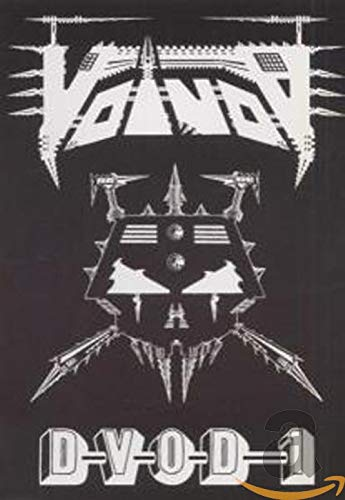 Voivod: D-V-O-D-1 [DVD] [2005] from Plastic Head
