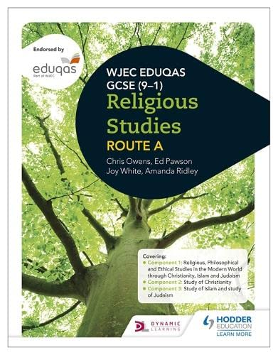 WJEC Eduqas GCSE (9-1) Religious Studies from Hodder Education
