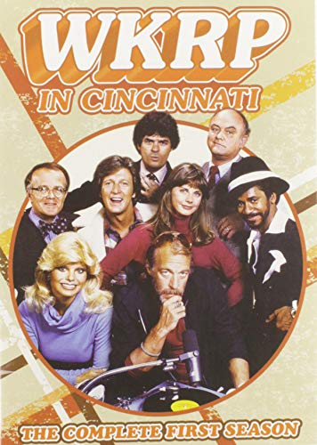 WKRP in Cincinnati - Season 1 [Region 1] from Shout Factory