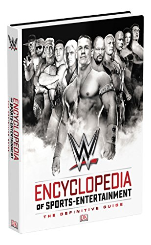 WWE Encyclopedia Of Sports Entertainment, 3rd Edition from imusti