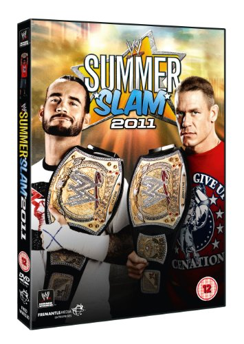 WWE - SummerSlam 2011 [DVD] from Fremantle Home Entertainment