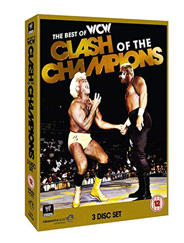 WWE - WCW Clash Of The Champions [DVD] from Fremantle Home Entertainment