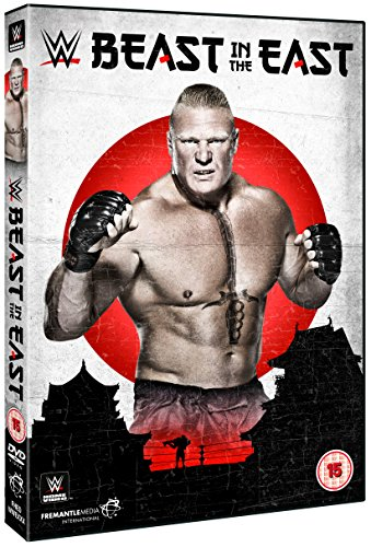 WWE: Beast In The East [DVD] from Fremantle