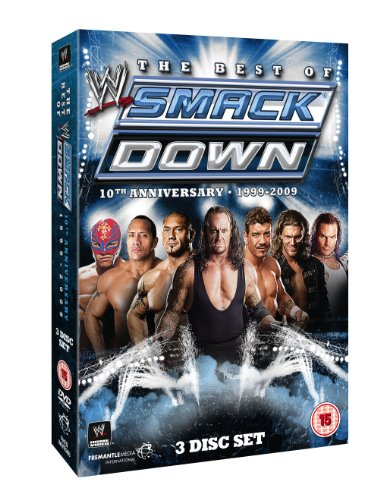 WWE: Best Of Smackdown - 10th Anniversary 1999-2009 [DVD] from Fremantle Home Entertainment
