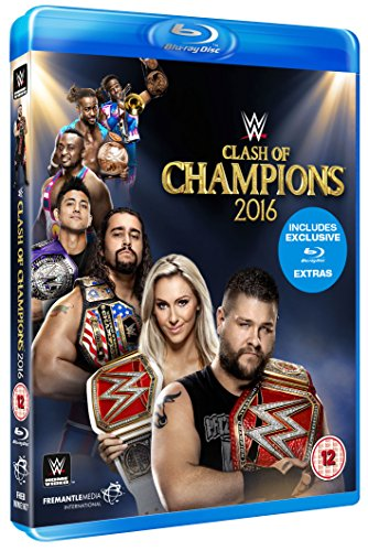 WWE: Clash Of Champions 2016 [Blu-ray] from Fremantle Home Entertainment
