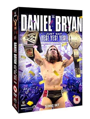 WWE: Daniel Bryan - Just Say Yes! Yes! Yes! [DVD] from Fremantle Home Entertainment