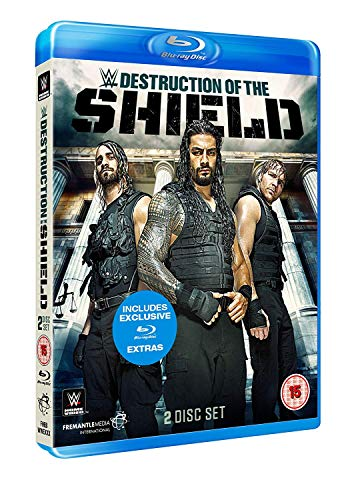 WWE: Destruction Of The Shield [Blu-ray] from Fremantle Home Entertainment