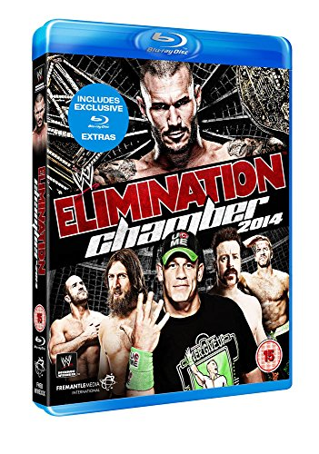WWE: Elimination Chamber 2014 [Blu-ray] from Fremantle Home Entertainment