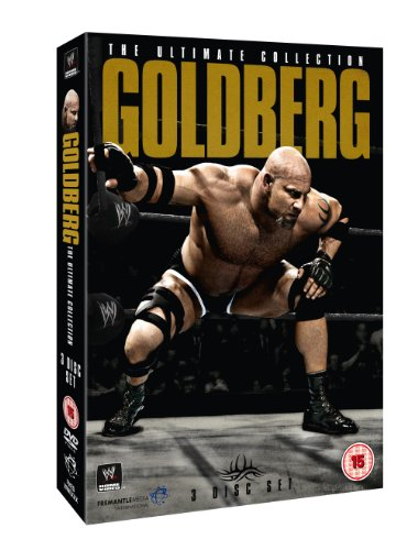 WWE: Goldberg - The Ultimate Collection [DVD] from Fremantle Home Entertainment