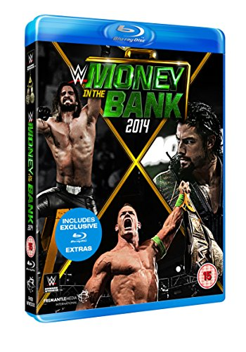 WWE: Money In The Bank 2014 [Blu-ray] from Fremantle Home Entertainment