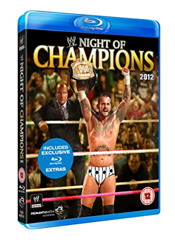 WWE: Night Of Champions 2012 [Blu-ray] from Fremantle Home Entertainment