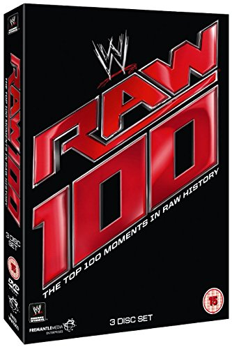 WWE: RAW - Top 100 Moments [DVD] from Fremantle Home Entertainment