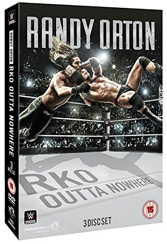 WWE: Randy Orton - RKO Outta Nowhere [DVD] from Fremantle Home Entertainment