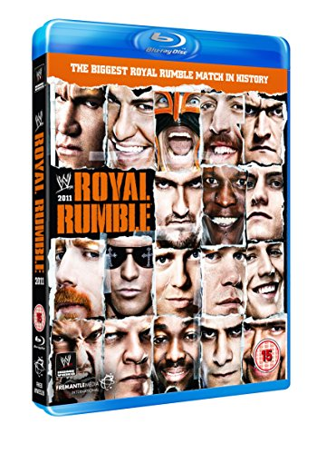WWE: Royal Rumble 2011 [Blu-ray] from Fremantle Home Entertainment