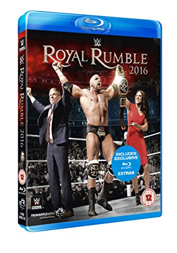 WWE: Royal Rumble 2016 [Blu-ray] from Fremantle Home Entertainment