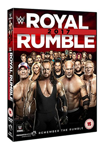 WWE: Royal Rumble 2017 [DVD] from Fremantle Home Entertainment