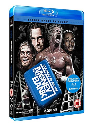 WWE: Straight To The Top: The Money In the Bank Ladder Match Anthology [Blu-ray] from Fremantle Home Entertainment