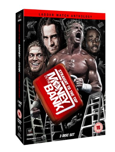 WWE: Straight To the Top: The Money In The Bank Ladder Match Anthology [DVD] from Fremantle Home Entertainment