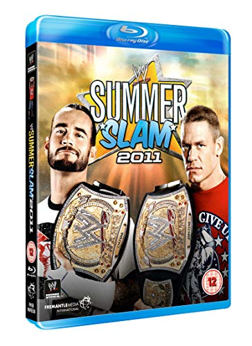 WWE: Summerslam 2011 [Blu-ray] from Fremantle Home Entertainment