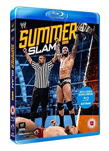 WWE: Summerslam 2013 [Blu-ray] from Fremantle Home Entertainment