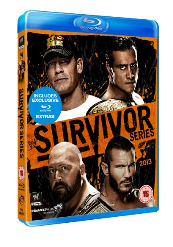 WWE: Survivor Series - 2013 [Blu-ray] from Fremantle Home Entertainment