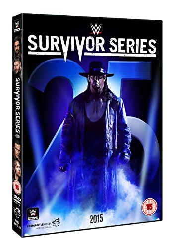 WWE: Survivor Series 2015 [DVD] from Fremantle Home Entertainment